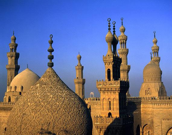 Em algum lugar no Cairo