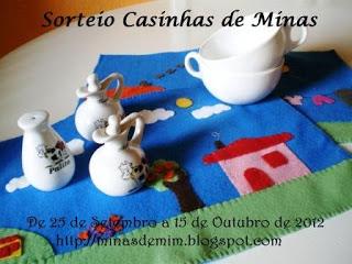 """Resultado do Sorteio """"Casinhas de Minas"""""""