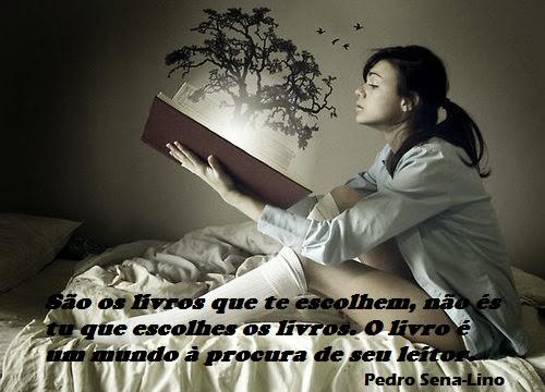 O livro é um mundo