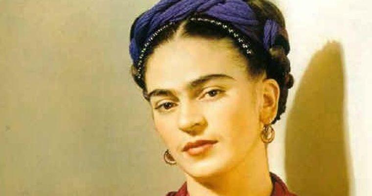 Um pouco sobre Frida Kahlo