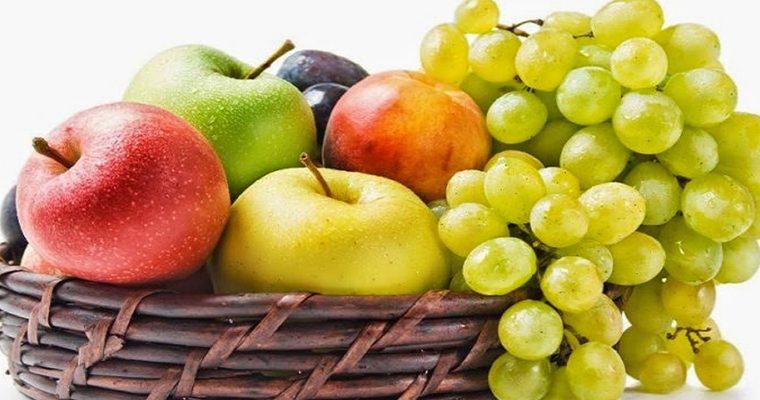 Frutas em Ponto Cruz