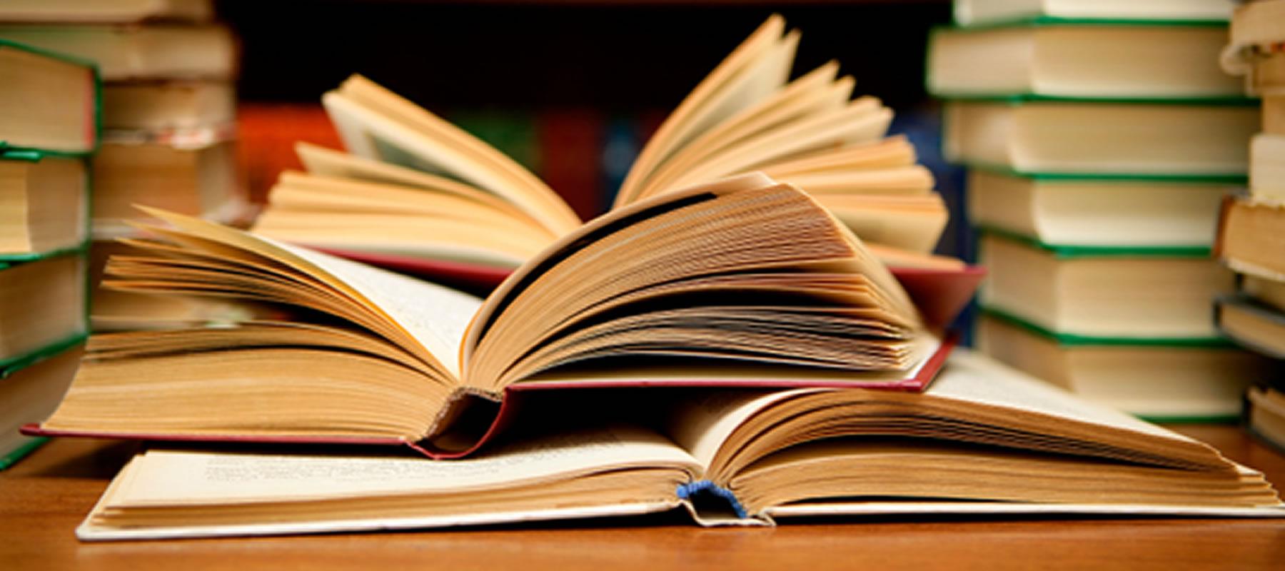 Livros sobre livros