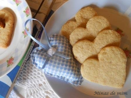 """Sobre """"a medida do amor"""" e uns biscoitos deliciosos"""