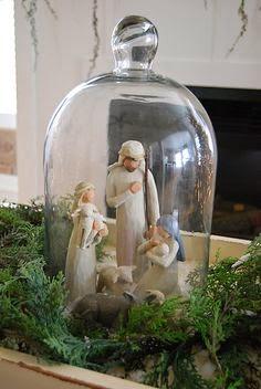 A verdadeira história de Natal e outros presépios encantadores