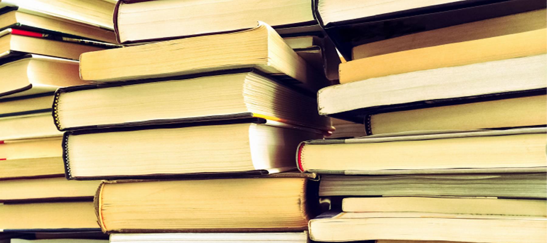 O que ler a seguir? OU O pote de livros
