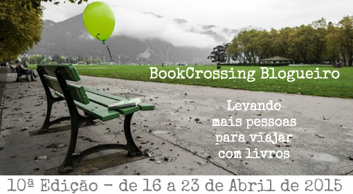 10º BookCrossing Blogueiro