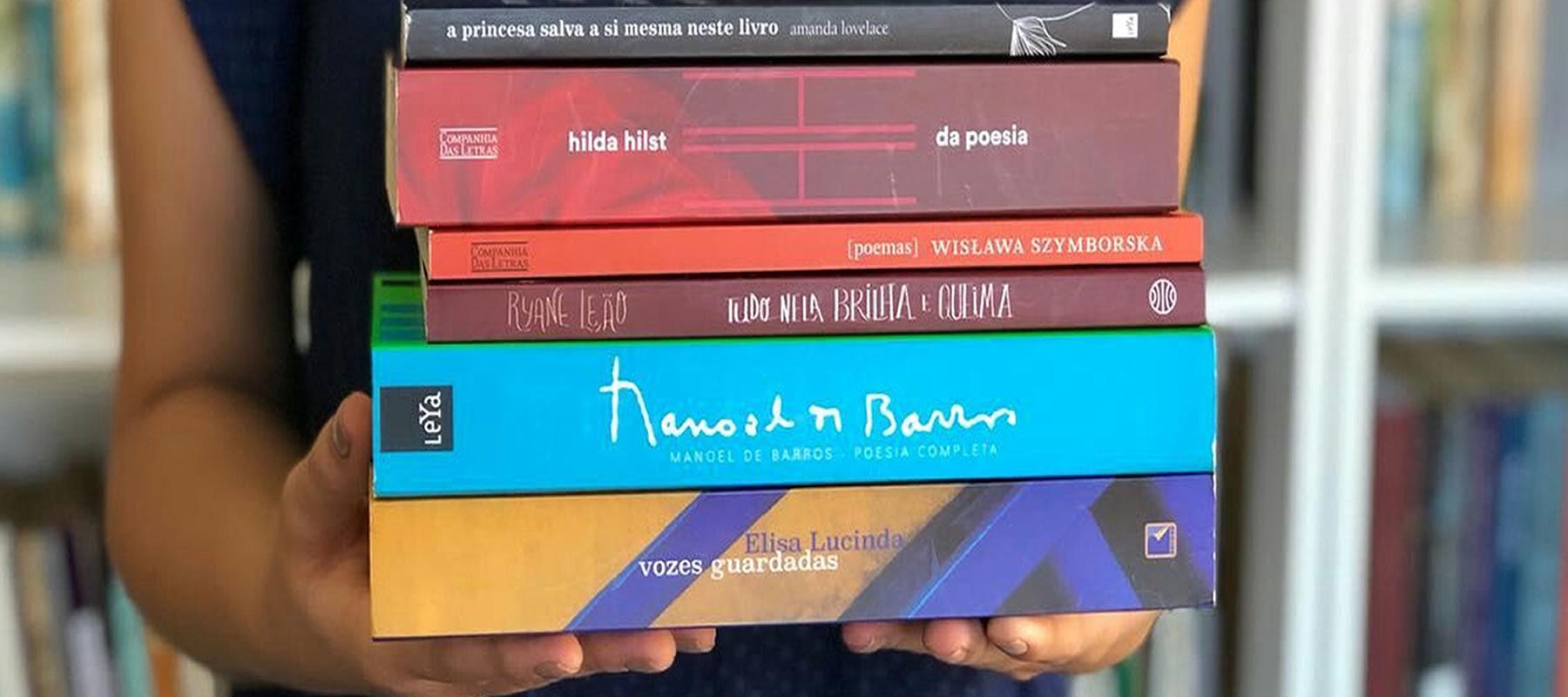 6 livros de poesia para ler no outono