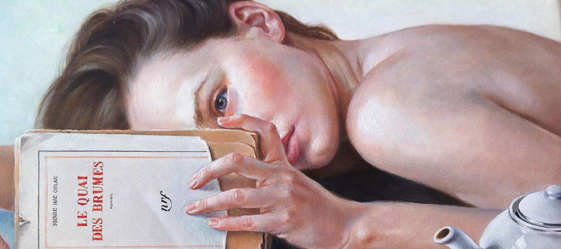 As leitoras de Francine Van Hove